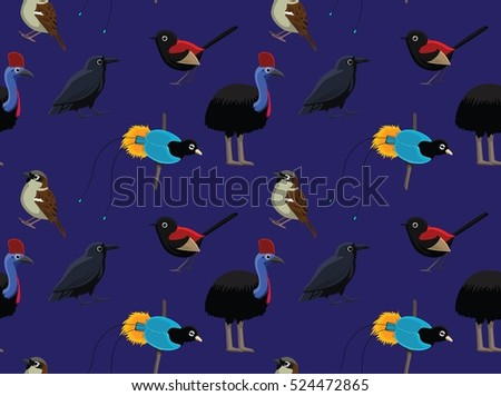 Random Australian Birds Wallpaper 3