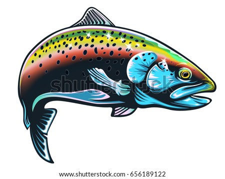 rainbow trout stock images royaltyfree images amp vectors