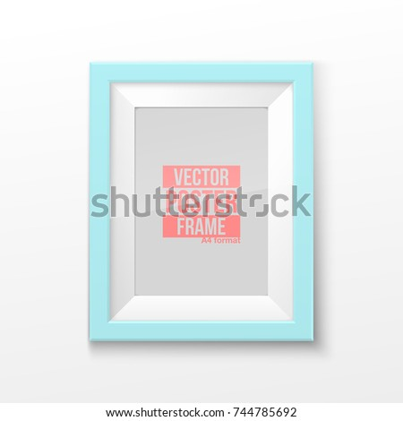 Realistic Rectangular Square Light Skyblue Color Stock Photo (Photo ...