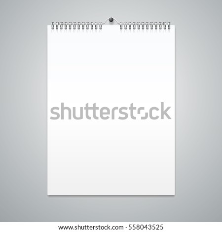 calendar template blank