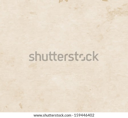 Realistic vector paper background. Vector eps10. - stock vector
