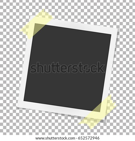 Polaroid Frame Stock Images, Royalty-Free Images & Vectors