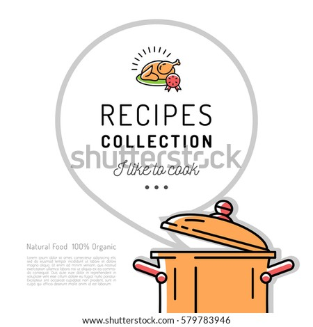 Cookbook Cover Stock Images, Royalty-Free Images & Vectors ...