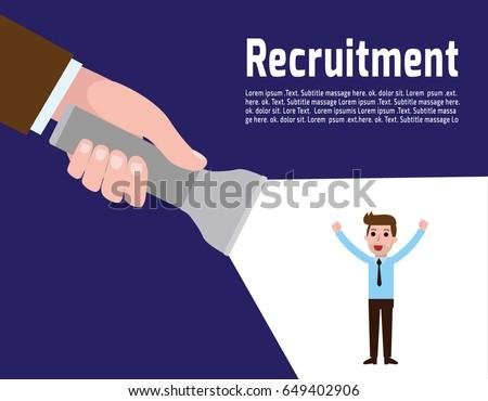 recruiting stock vectors  images  u0026 vector art