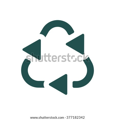 Recycle Icon JPG, Recycle Icon Graphic, Recycle Icon Picture, Recycle Icon EPS, Recycle Icon AI, Recycle Icon JPEG, Recycle Icon Art, Recycle Icon, Recycle Icon Vector, Recycle sign, Recycle symbol - stock vector