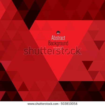 red black abstract background vector can stock vector 327111368
