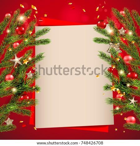 template christmas