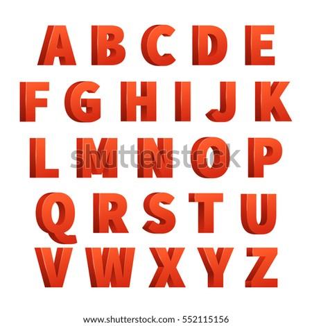 3d alphabet stock images royaltyfree images amp vectors