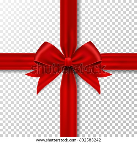 Gold gift ribbon bow stock vector 587830628 shutterstock red gift ribbon and bow negle Images