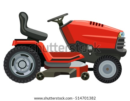 Riding Lawn Mower Stock Images, Royalty-Free Images ...