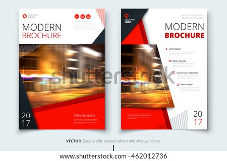 Booklet Design Template Stock Images, Royalty-Free Images