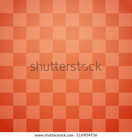 Red Orange colors checkers chequered checkered squares seamless tileable abstract background wallpaper