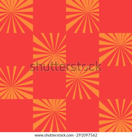 red space, texture, pattern - stock vector