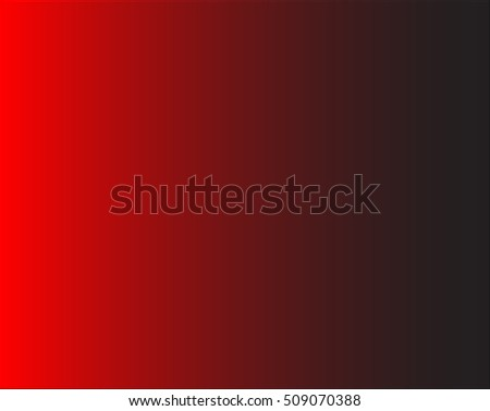 Red to Black Gradient