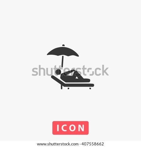Chaise longue stock images royalty free images vectors for Chaise longue relax