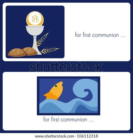 Religion invitation cards stock vector 106112318 shutterstock religion invitation cards stopboris Image collections