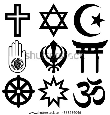 religious symbols stock images royaltyfree images