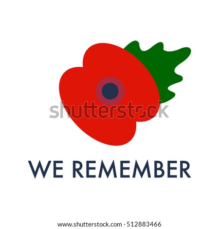how to draw a poppy for remembrance day