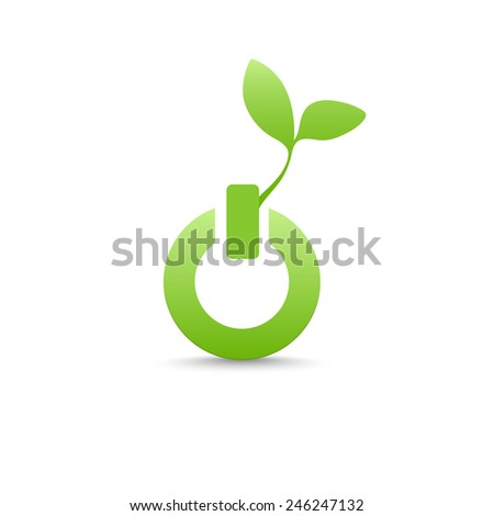 Renewable energy. - stock vector