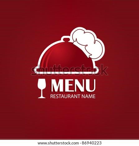 Restaurant and bar menu list. - stock vector