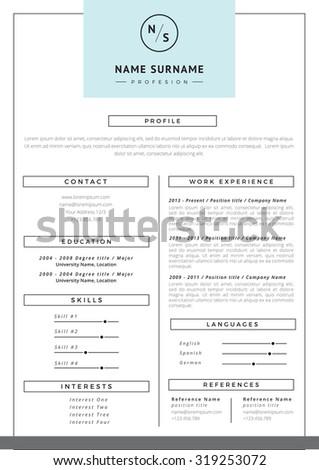 Doc          Letter of Discharge   BizDoska com  Contributor Resume samples