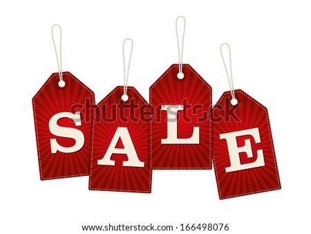 Retail Sale Labels