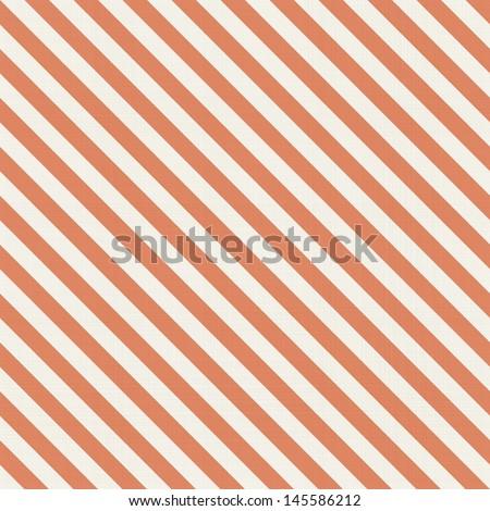 retro diagonal stripes geometric seamless pattern - stock vector