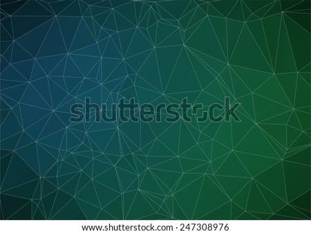 Retro pattern of geometric shapes. Geometric retro background. Triangle background. - stock vector