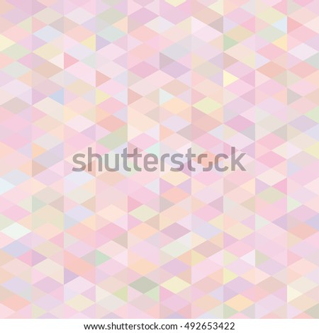 Retro pink soft vector pattern background