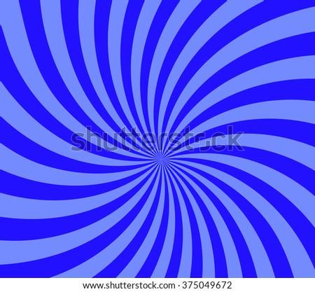 Retro ray background  light color stylish illustration - stock vector
