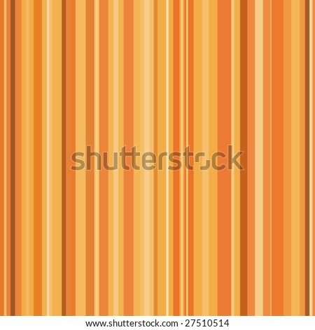 Retro seamless striped pattern (Vector) - stock vector