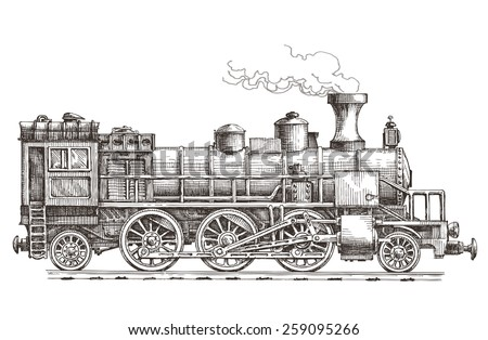 Steam Train Stock Images Royalty Free Images Amp Vectors