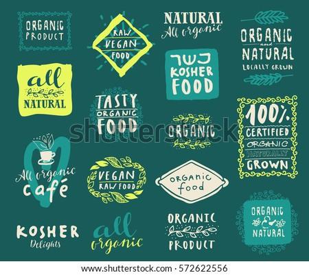 Kosher and natural