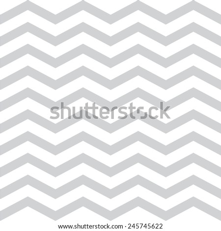 Retro, zig zag pattern. Vector illustration. - stock vector