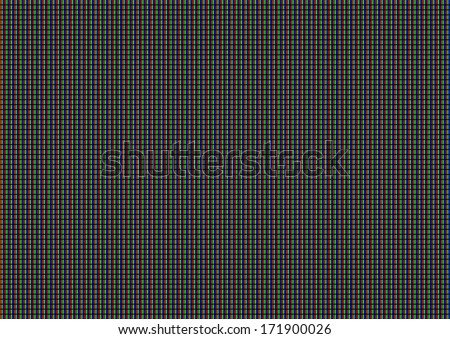 RGB background - stock vector