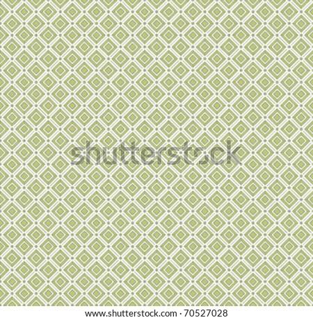 rhombus pattern - stock vector