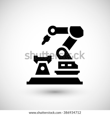 robotic arm milling machine