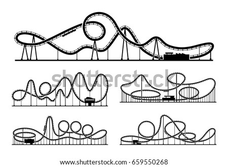 how to get rollercoaster design