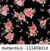 roses patterns,floral ,seamless pattern,vectors - stock