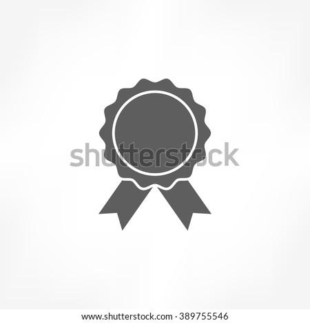 rosette icon, rosette icon vector, rosette icon AI, rosette icon EPS, rosette icon jpeg, rosette icon graphic, rosette flat icon, rosette icon image, rosette icon illustration - stock vector