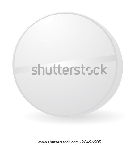 rounded pill in vector mode
