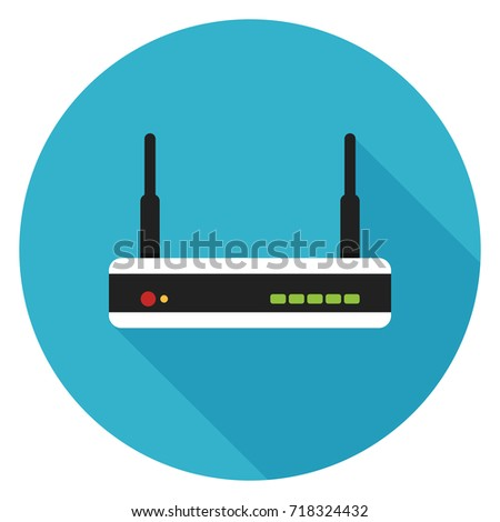 router stock images royalty free images amp vectors wireless modem diagram icon modem diagram