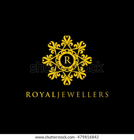 Royal Jewellers Logo available in vector/illustration