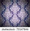 Royal Wallpaper - stock vector