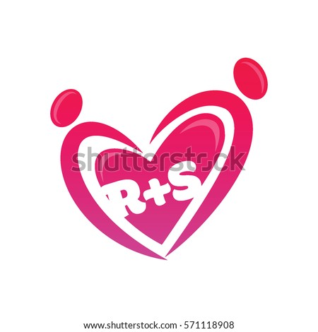 rs love photos  RS Logo Stock Vector HD (Royalty Free) 571118908 - Shutterstock