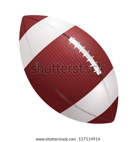 Rugby Ball  - stock vector