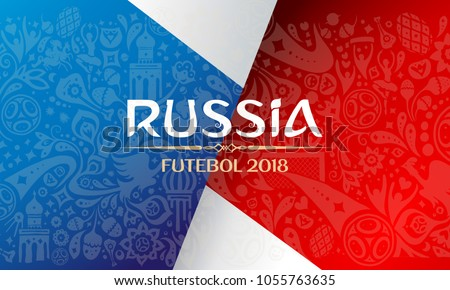 Russian Red Wallpaper Cup Blue World Of Russia Pattern With Modern And Traditional Elements