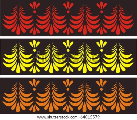 russian traditional patterns