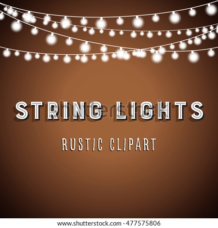 String Lights Clipart No Background : String Stock Images, Royalty-Free Images & Vectors Shutterstock