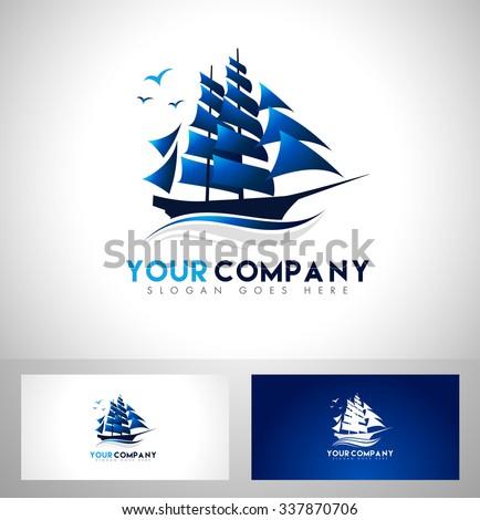 boat partnership agreement template - ship on sea vector ship wave stock vector 481712542